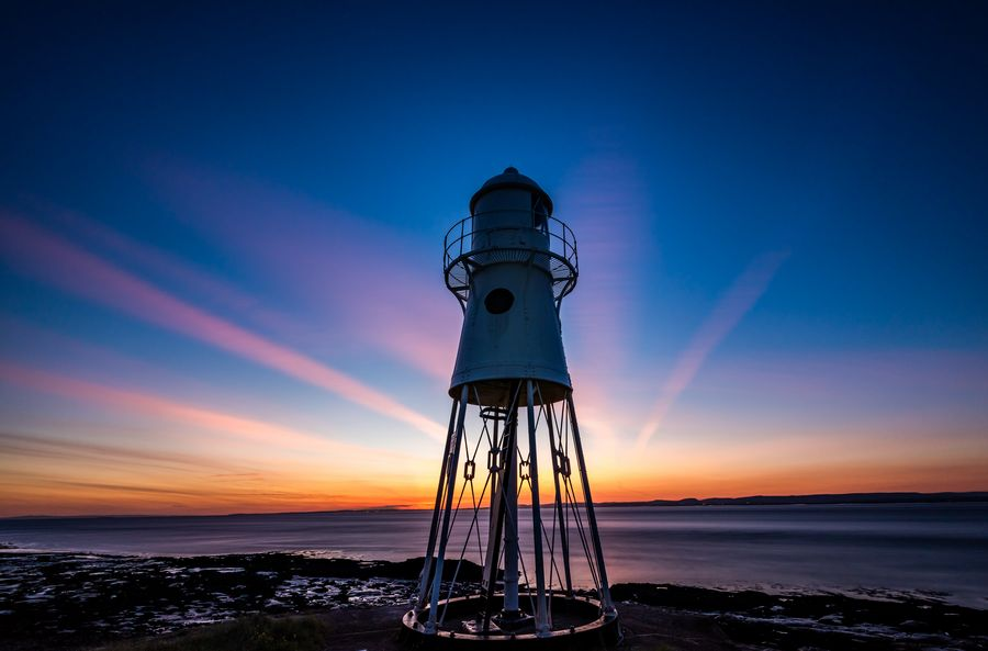 Black Nore Sunset Night Photography