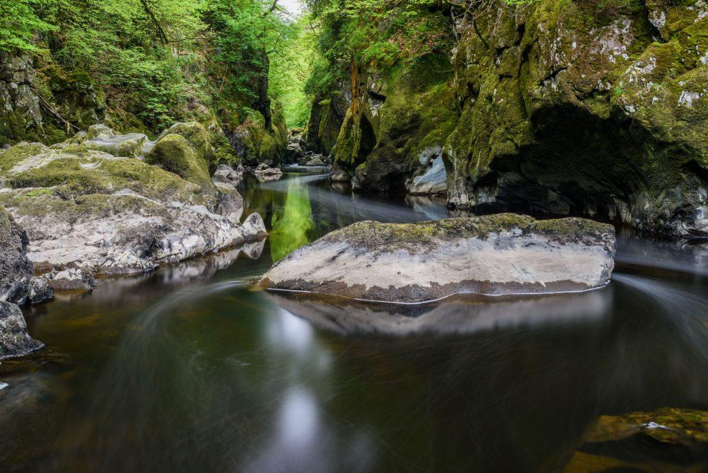 Fairy Glen landscapes & waterscapes photograph